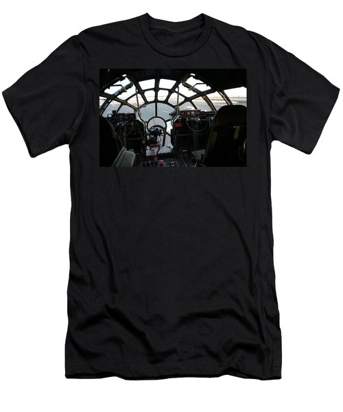 Men's T-Shirt (Slim Fit) featuring the photograph The Office by David S Reynolds