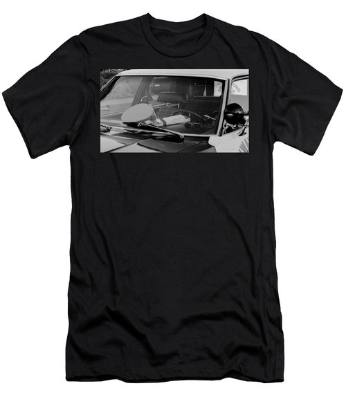 The Office On Wheels Men's T-Shirt (Athletic Fit)