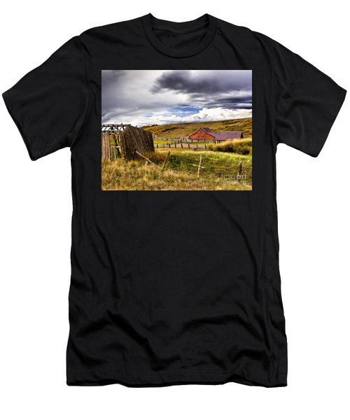 The Ol' Homestead Men's T-Shirt (Athletic Fit)