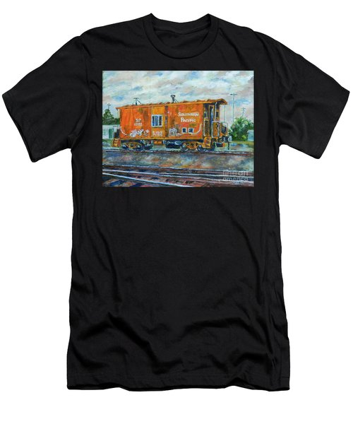 The Old Caboose Men's T-Shirt (Athletic Fit)