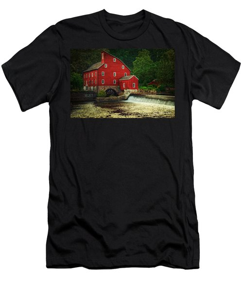 The Old Red Mill Men's T-Shirt (Athletic Fit)