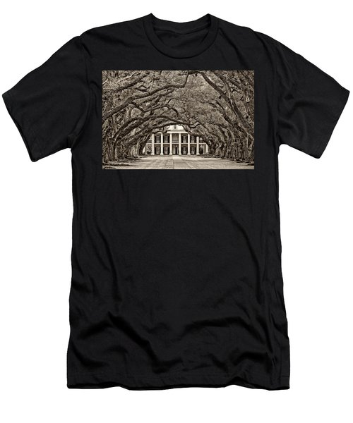 The Old South Sepia Men's T-Shirt (Athletic Fit)