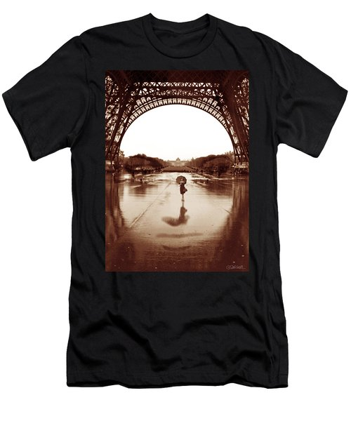 The Other Face Of Paris Men's T-Shirt (Athletic Fit)