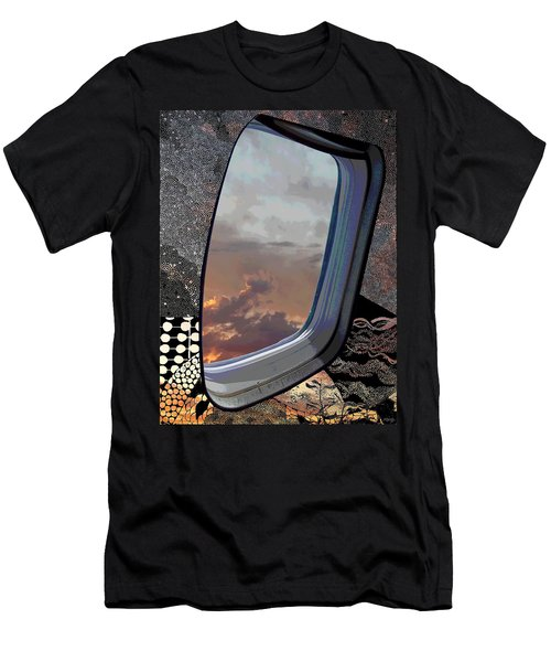 The Other Side Of Natural Men's T-Shirt (Slim Fit) by Glenn McCarthy Art and Photography