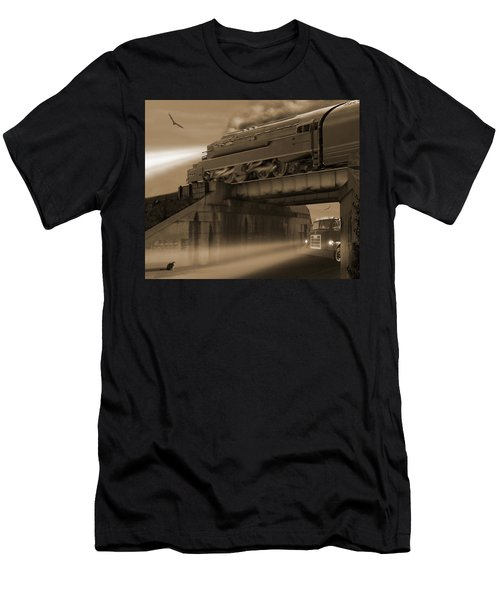The Overpass 2 Men's T-Shirt (Athletic Fit)