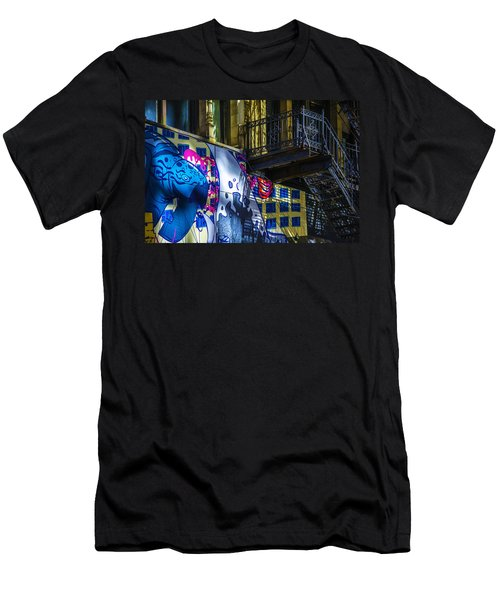 The Painted Stair Men's T-Shirt (Athletic Fit)