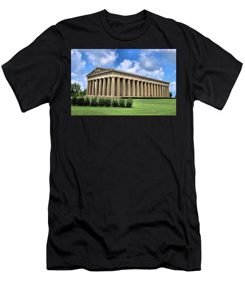 The Parthenon Men's T-Shirt (Athletic Fit)