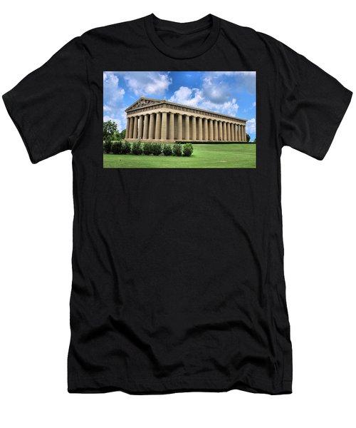 The Parthenon Men's T-Shirt (Athletic Fit)