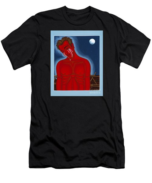 The Passion Of Matthew Shepard 096 Men's T-Shirt (Athletic Fit)