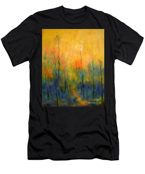 The Path To Forever Men's T-Shirt (Athletic Fit)