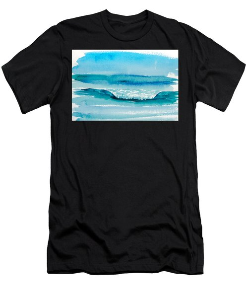 The Perfect Wave Men's T-Shirt (Athletic Fit)