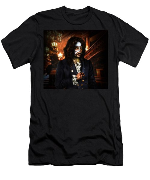 The Phantom Of The Opera Men's T-Shirt (Athletic Fit)