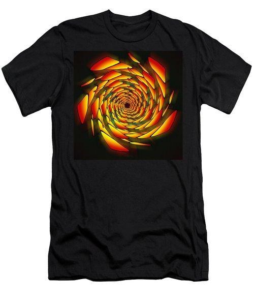 The Phi Stargate Men's T-Shirt (Slim Fit) by Derek Gedney