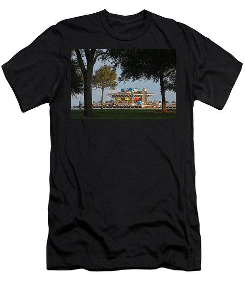 The Pier - St. Petersburg Fl Men's T-Shirt (Athletic Fit)