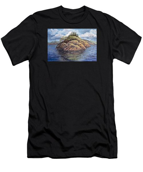 The Point Men's T-Shirt (Athletic Fit)