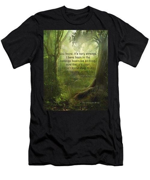 The Princess Bride - Revenge Business Men's T-Shirt (Athletic Fit)