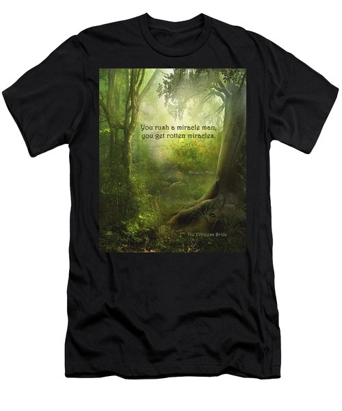 The Princess Bride - Rotten Miracles Men's T-Shirt (Athletic Fit)