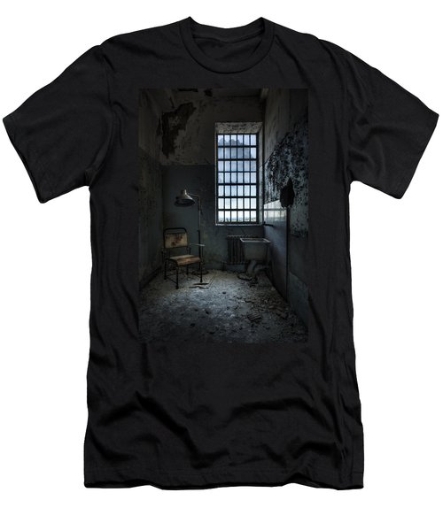 The Private Room - Abandoned Asylum Men's T-Shirt (Athletic Fit)