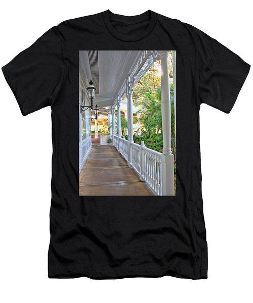 The Promenade Men's T-Shirt (Athletic Fit)