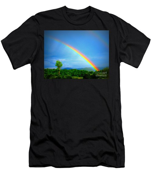 The Promise Men's T-Shirt (Slim Fit) by Patti Whitten