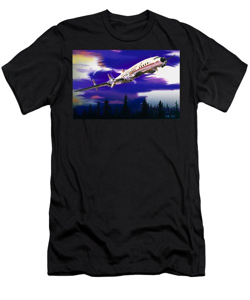 The Queen Of The Fleet Leaving Seattle Men's T-Shirt (Athletic Fit)