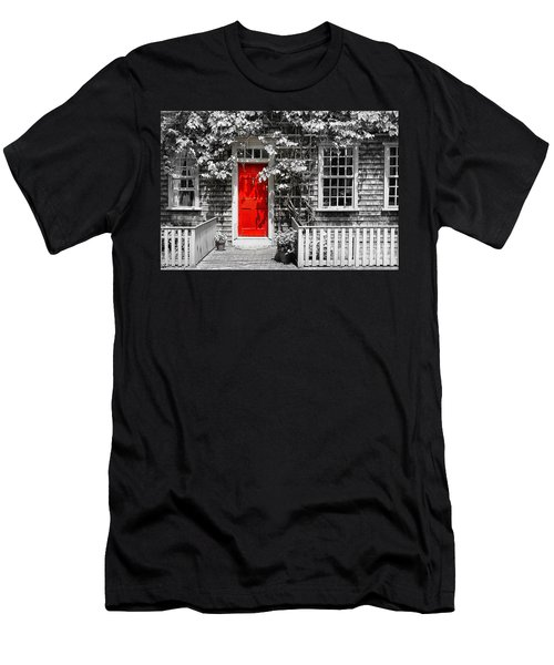 The Red Door Men's T-Shirt (Athletic Fit)