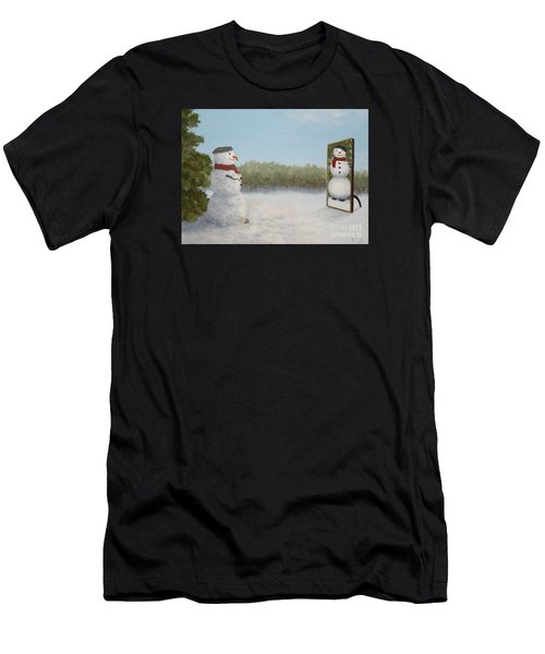 The Right Mirror Men's T-Shirt (Athletic Fit)