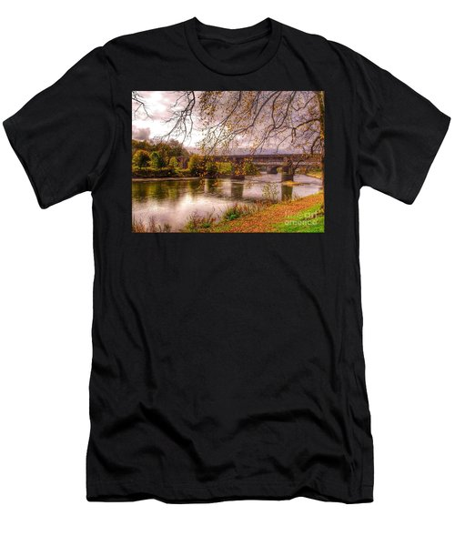 The Riverside At Avenham Park Men's T-Shirt (Athletic Fit)
