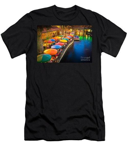 The Riverwalk Men's T-Shirt (Athletic Fit)