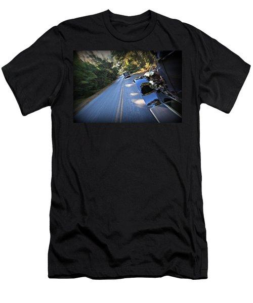 The Roaring Simplex Men's T-Shirt (Athletic Fit)