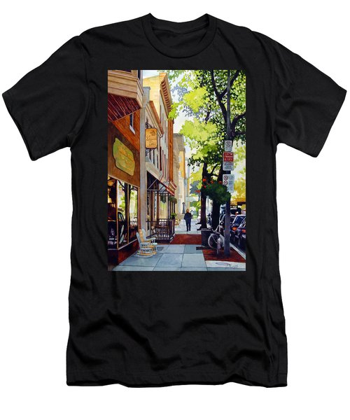 The Rocking Chairs Men's T-Shirt (Athletic Fit)