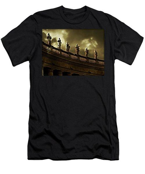 The Saints  Men's T-Shirt (Athletic Fit)