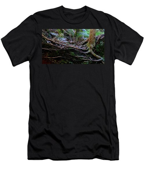 The Salamander Tree Men's T-Shirt (Slim Fit) by Evelyn Tambour
