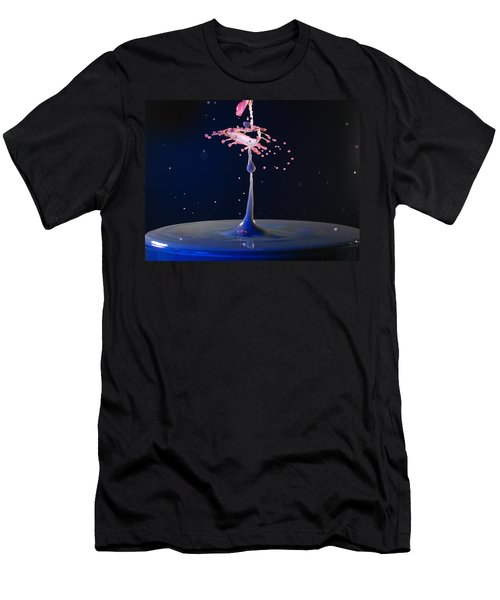 Men's T-Shirt (Slim Fit) featuring the photograph The Scorpion by Kevin Desrosiers