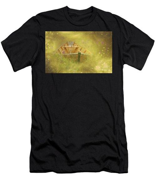 The Sea Of Dreams... Men's T-Shirt (Athletic Fit)