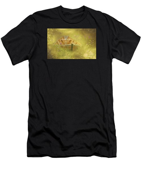 The Sea Of Dreams... Men's T-Shirt (Athletic Fit)