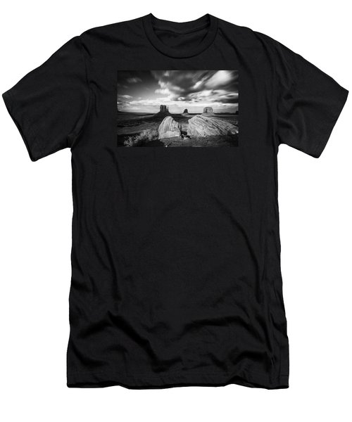 The Searchers Men's T-Shirt (Slim Fit) by Tassanee Angiolillo