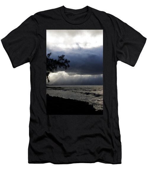 The Silver Lining Men's T-Shirt (Athletic Fit)