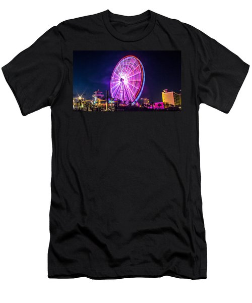 The Skywheel Men's T-Shirt (Athletic Fit)