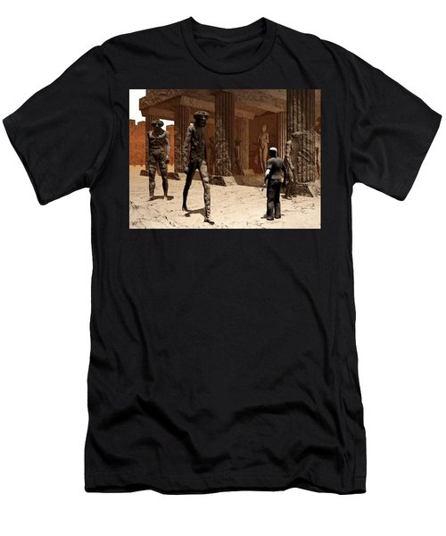 The Somnambulist In The Underworld Men's T-Shirt (Athletic Fit)