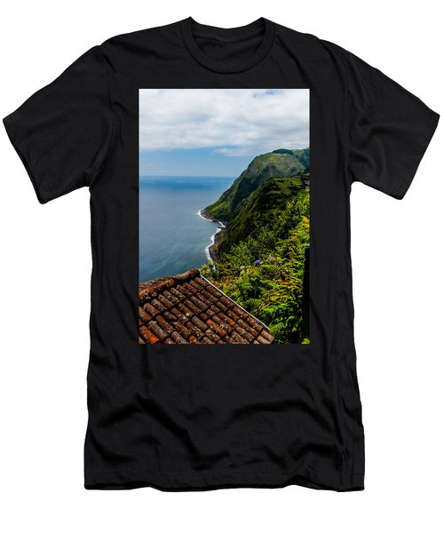 The Southeastern Coast Men's T-Shirt (Athletic Fit)