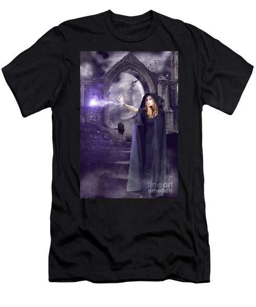 The Spell Is Cast Men's T-Shirt (Athletic Fit)
