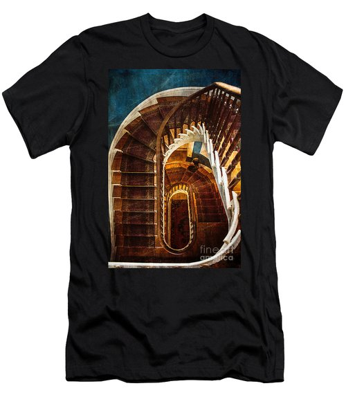 The Staircase Men's T-Shirt (Athletic Fit)