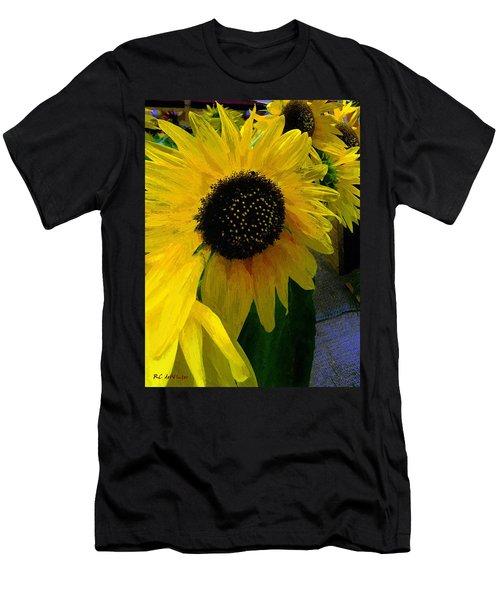 The Sun King Men's T-Shirt (Athletic Fit)