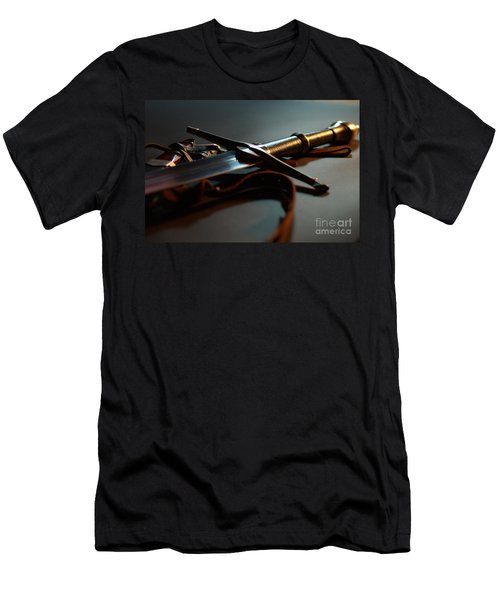 The Sword Of Aragorn 1 Men's T-Shirt (Slim Fit) by Micah May