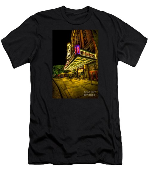 The Tampa Theater Men's T-Shirt (Slim Fit) by Marvin Spates