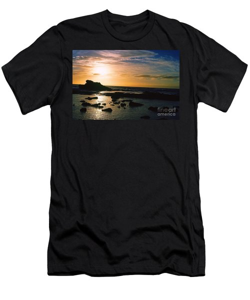 The Tide Will Turn Men's T-Shirt (Athletic Fit)