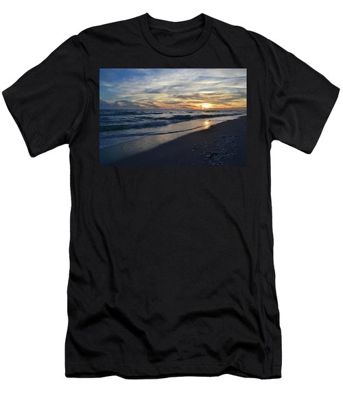 The Touch Of The Sea Men's T-Shirt (Athletic Fit)