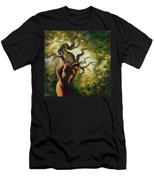 The Tree Men's T-Shirt (Athletic Fit)