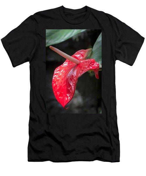 The Unique Antherium Men's T-Shirt (Athletic Fit)